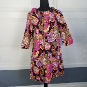 Vintage 1960s Almatrichi Made in Spain Dress